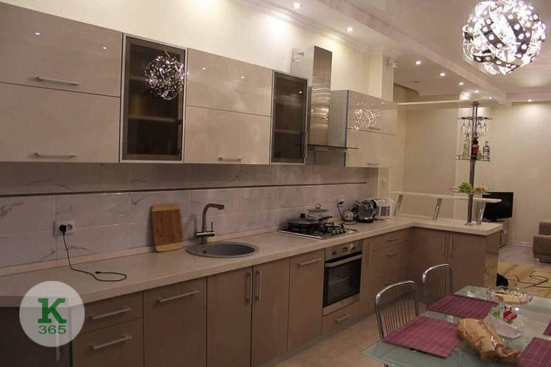 Кухня с барной стойкой Арканджело артикул: 20221821
