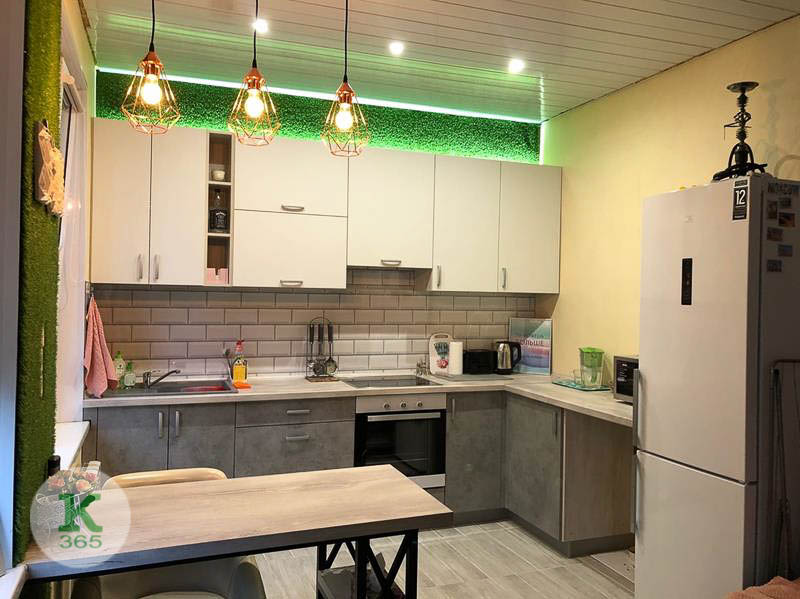 Кухня с колонкой Эли артикул: 20910254