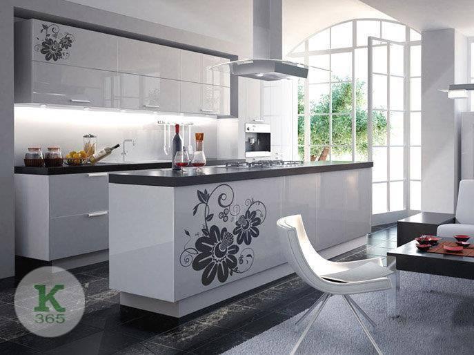 Кухня модерн Жемчужный ясень артикул: 0001019697