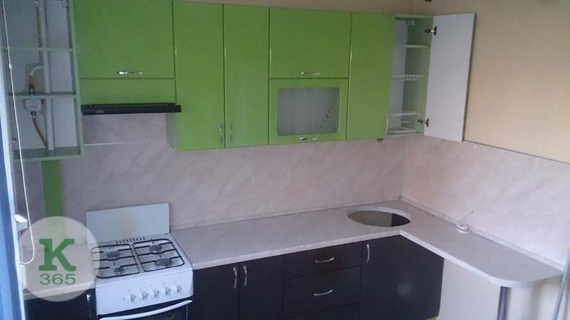 Черная кухня Оливия артикул: 00010465