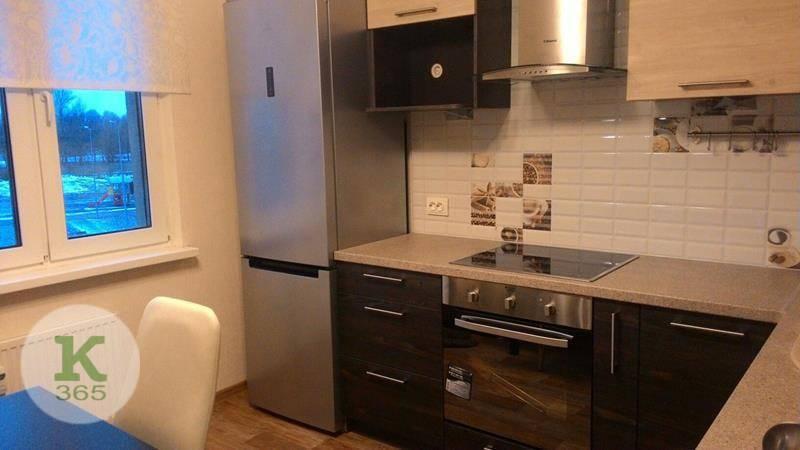 Кухня с антресолью Белые ночи артикул: 000106733