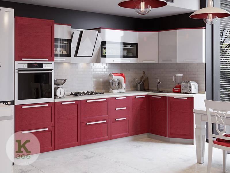 Красная кухня Фламиния артикул: 156241