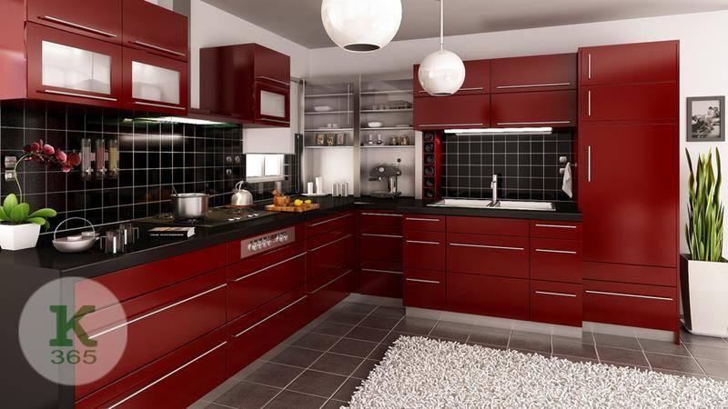 Красная кухня Эрика Юлия артикул: 157361