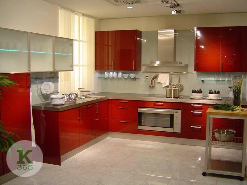 Красная кухня Чиера артикул: 158485