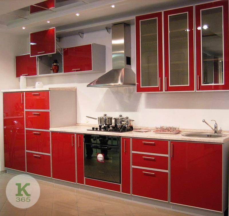Красная кухня Лукреция артикул: 161312
