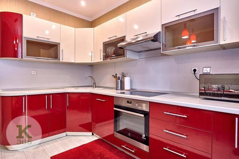 Красная кухня Мэлани артикул: 161881