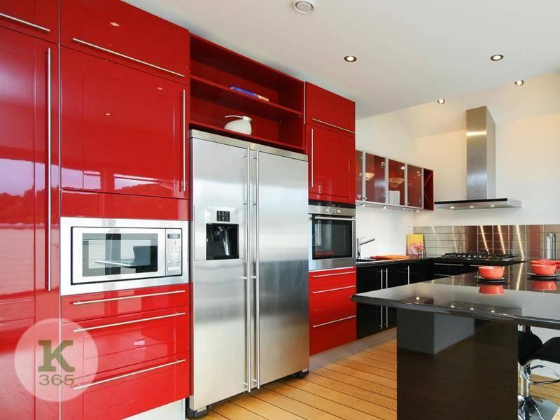 Красная кухня Париж артикул: 164738