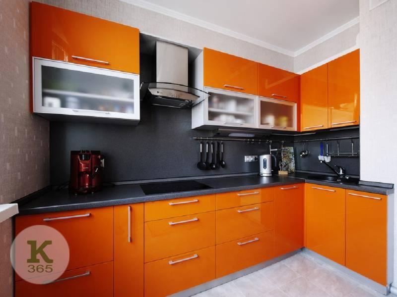 Оранжевая кухня Персиковая артикул: 193442