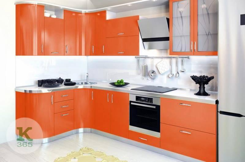 Оранжевая кухня Милан Лира артикул: 197192
