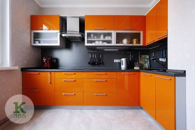 Оранжевая кухня Мальборо артикул: 202885