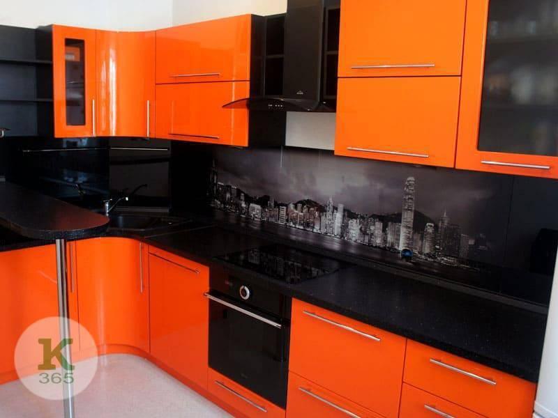 Оранжевая кухня Пекин артикул: 203522