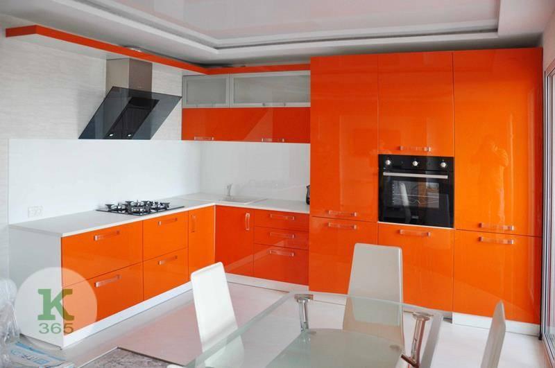 Оранжевая кухня Техас артикул: 204161