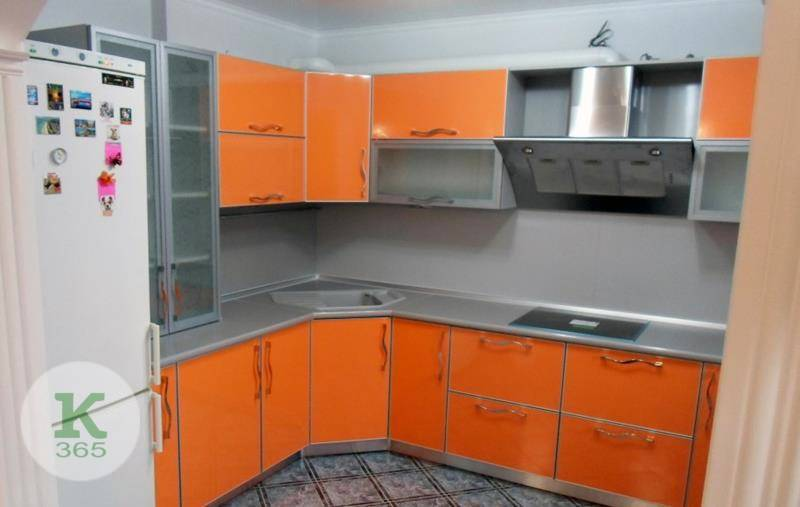 Оранжевая кухня Байкал артикул: 205441