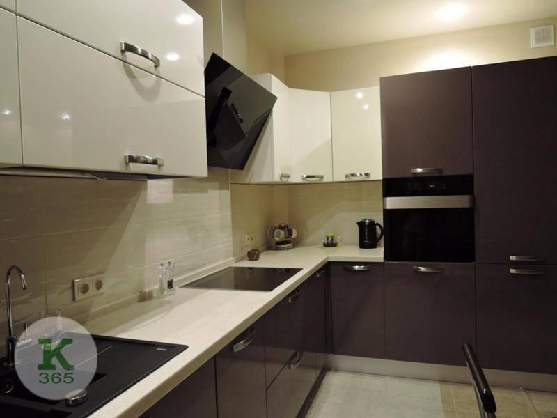 Черная кухня Лотос артикул: 208658