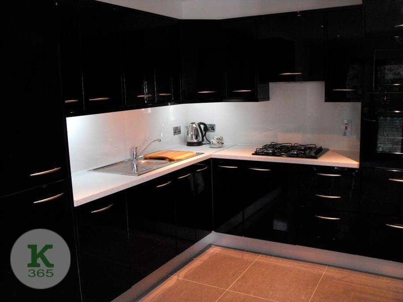 Черная кухня Вишня Лира артикул: 217141