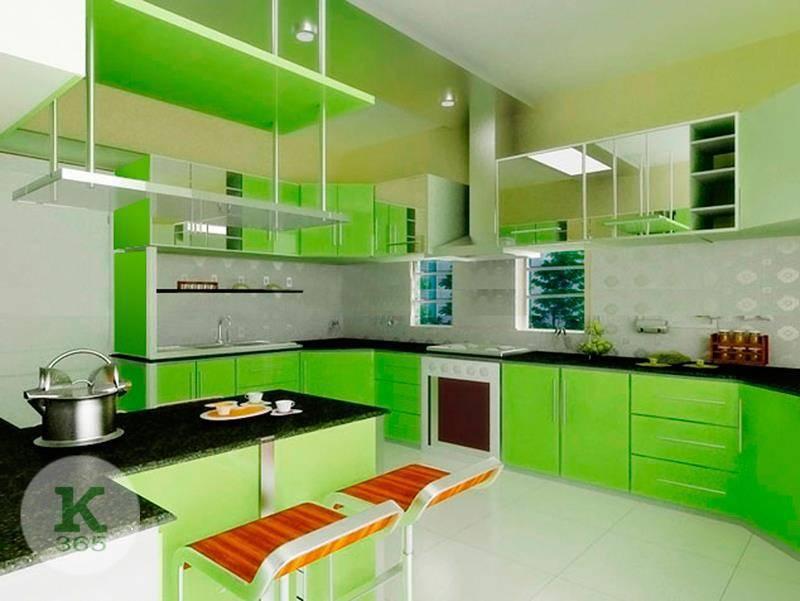Кухня лайм Искья Квадро артикул: 415872
