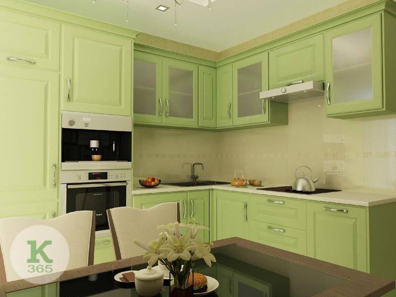 Оливковая кухня Бергамот Квадро артикул: 428738