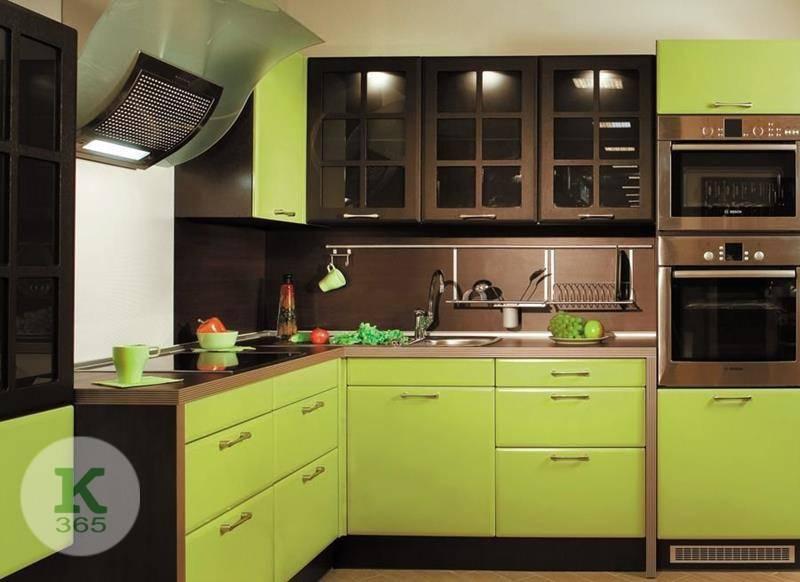 Оливковая кухня Бостон Нью Лайн Квадро артикул: 441800