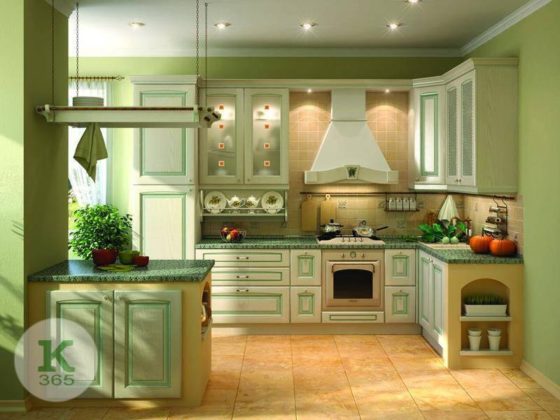 Оливковая кухня Лондон Квадро артикул: 442741