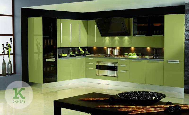 Оливковая кухня Делина Квадро артикул: 444625