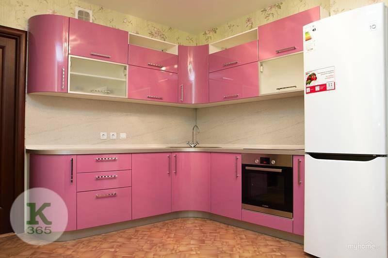 Розовая кухня Мамин дом Квадро артикул: 478242