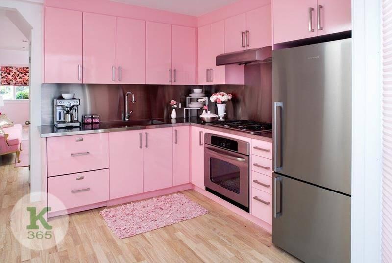 Розовая кухня Форема Квадро артикул: 485113