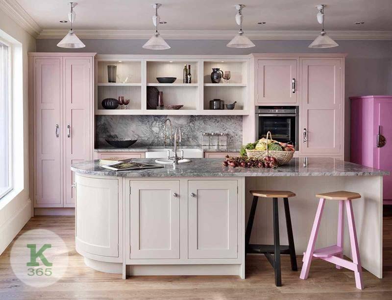 Розовая кухня 12 стульев Квадро артикул: 493025