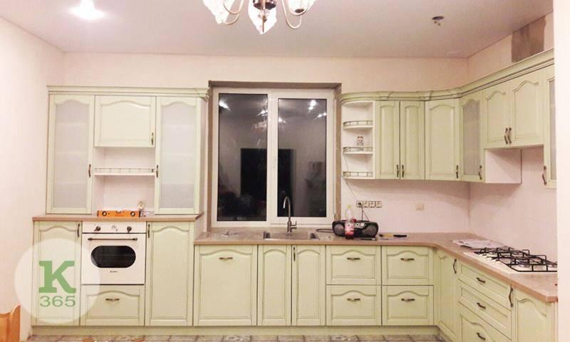 Фисташковая кухня Ликарион Квадро артикул: 509041