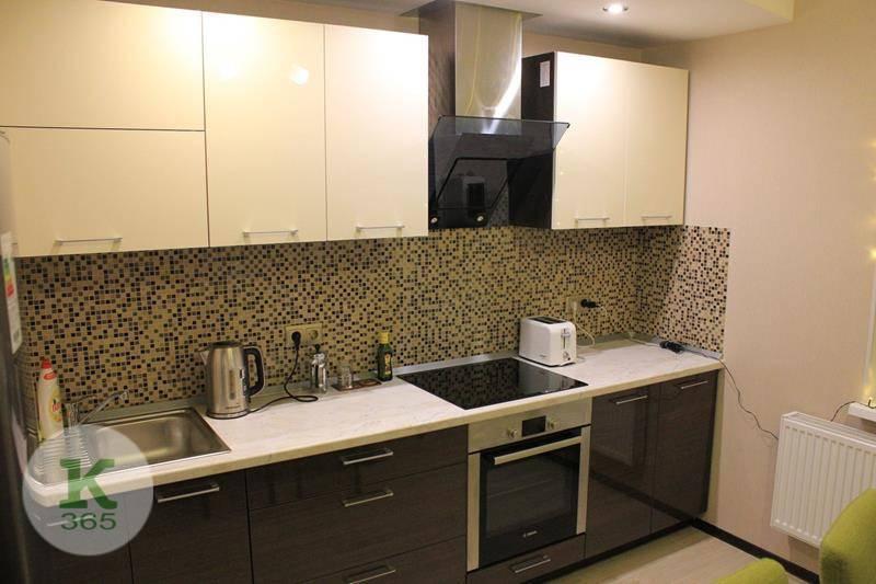 Коричневая кухня Евростиль артикул: 000576081