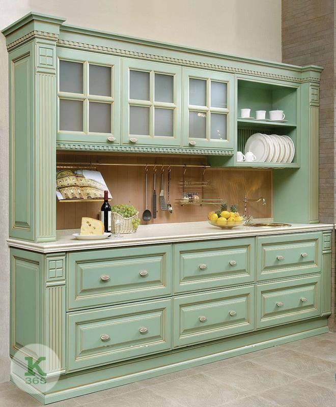 Кухня из массива Ханна стил артикул: 71821