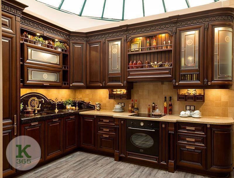 Кухня из массива Голди артикул: 72962