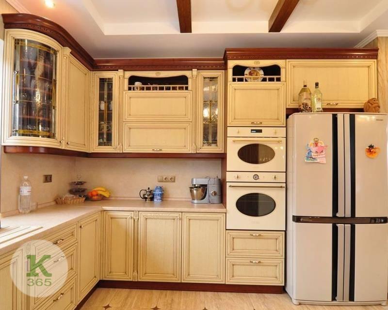 Кухня из массива Глория Ван артикул: 74113