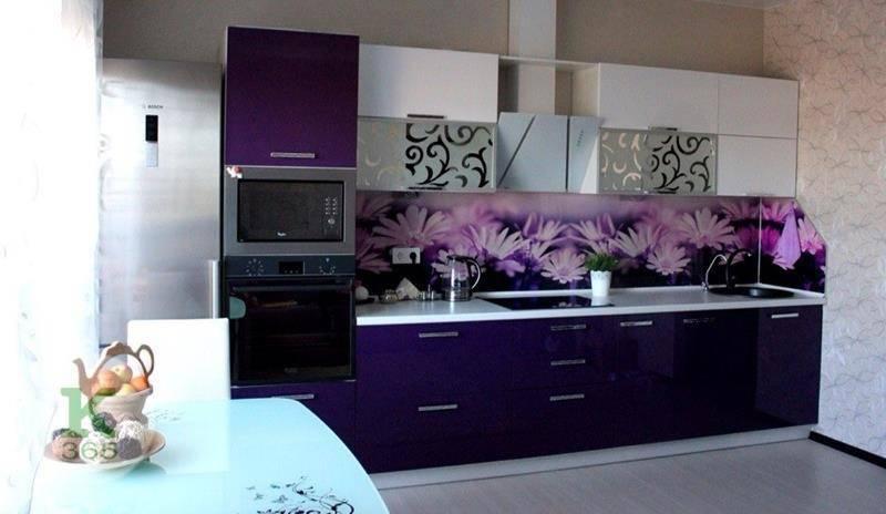 Кухня Цветы артикул: 00086260