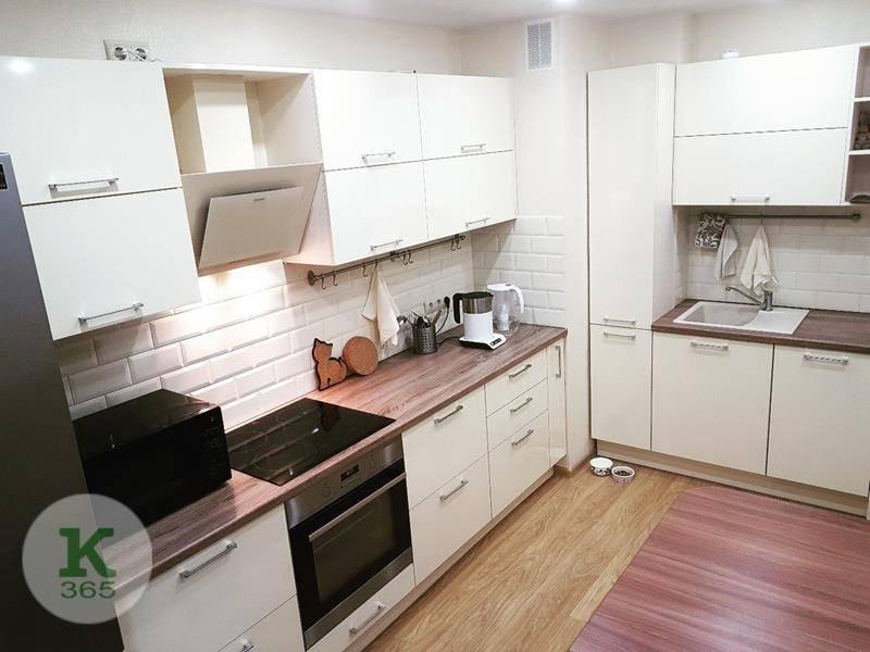 Прямая кухня Мебелюкс артикул: 000872169