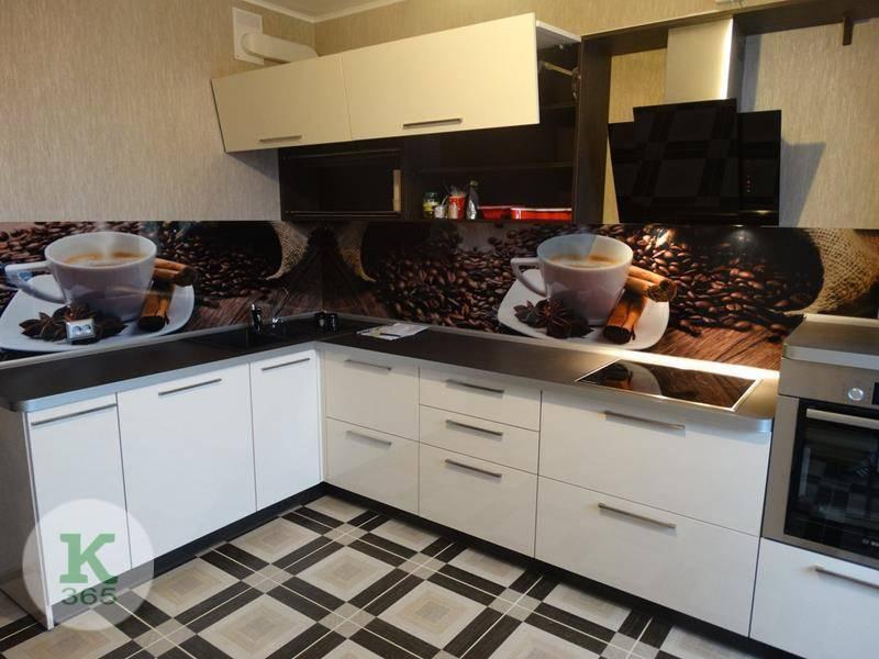 Глянцевая кухня Пламенный грейпфрут артикул: 00096224